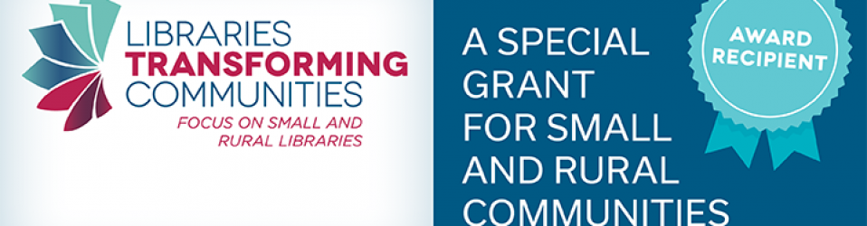 SMITHTON PUBLIC LIBRARY DISTRICT RECEIVES NATIONAL GRANT FOR SMALL AND RURAL LIBRARIES