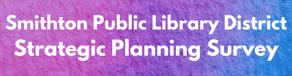 Strategic Planning Patron Survey